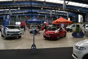 August Motor show.