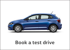 Book a Test Drive at VW Autohouse Gaborone