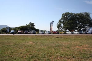 VW Gaborone hosted a media ride & drive